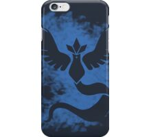 pokemon go : team mystic iPhone Case/Skin