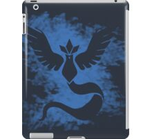 pokemon go : team mystic iPad Case/Skin