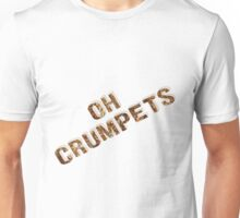 Oh Crumpets Unisex T-Shirt