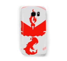 tem red pokemon go Samsung Galaxy Case/Skin