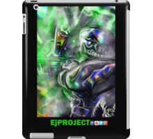 EjProject - Protect and Serve iPad Case/Skin