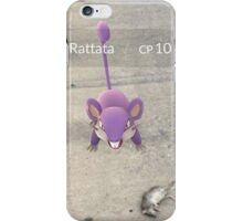 pokemon go is real! iPhone Case/Skin