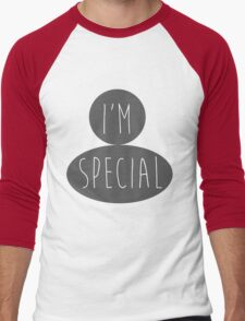 The Special  Men's Baseball ¾ T-Shirt