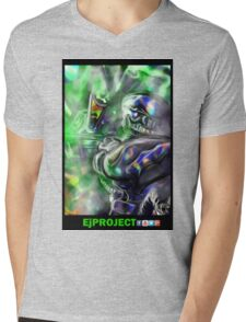 EjProject - Protect and Serve Mens V-Neck T-Shirt