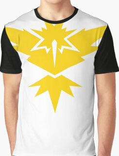team yellow Graphic T-Shirt