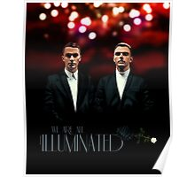 We Are All Illuminated - HURTS Poster