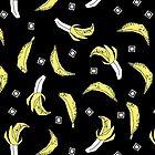 Bananas by Andrea Lauren by Andrea Lauren