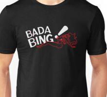 Bada Bing - Blurry Neon Variant Unisex T-Shirt