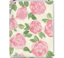 Painted Roses. iPad Case/Skin