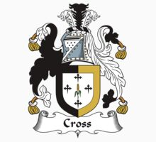 Cross Coat of Arms / Cross Family Crest by ScotlandForever