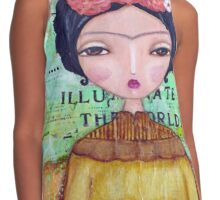 Frida - illuminate the world Contrast Tank