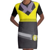 Trainer on the go Graphic T-Shirt Dress