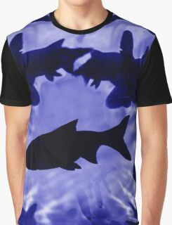 Underwater panorama Graphic T-Shirt