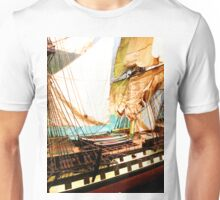 Sailing Vessel Unisex T-Shirt