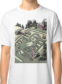 Mona Lisa Lawn Classic T-Shirt