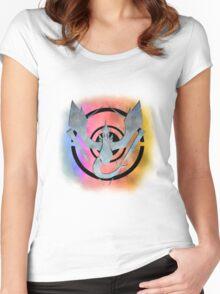 Pokemon Go Lugia Alliance Women's Fitted Scoop T-Shirt