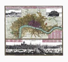 London - England - 1740 Baby Tee