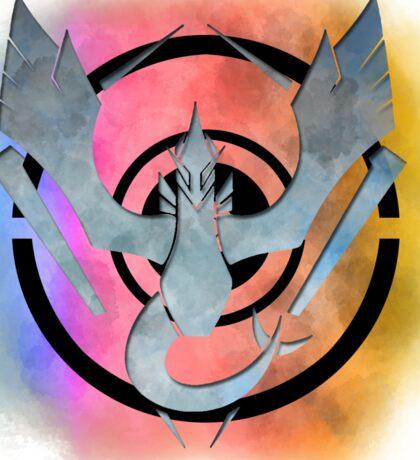 Pokemon Go Lugia Alliance Sticker
