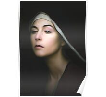 Mary in Mourning Poster