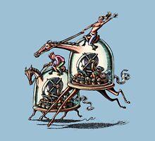 Stock Ticker Horse Race Unisex T-Shirt