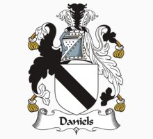 Daniels Coat of Arms / Daniels Family Crest by ScotlandForever