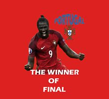 EDER ,PORTUGAL WINNER 2016 Unisex T-Shirt