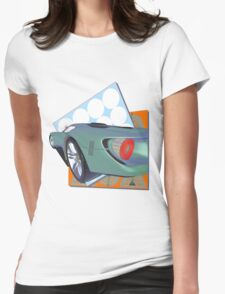 2016 GT Supercar  Womens Fitted T-Shirt