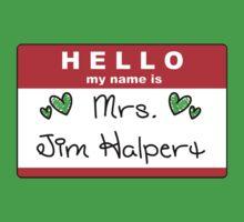 Mrs. Jim Halpert T-Shirt