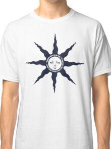Praise The Sun - J. D. Salinger Quote (navy) Classic T-Shirt
