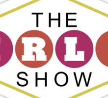 The Girlie Show Sticker