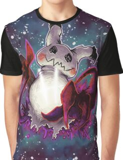 Spooky Mimicy Graphic T-Shirt