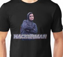 HACKERMAN -Mr Robot  Unisex T-Shirt
