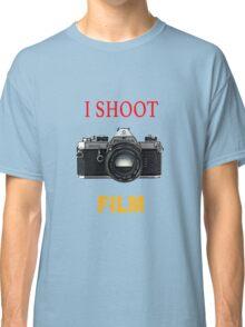 I Shoot Film Classic T-Shirt