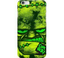 Frankenstein Grrr! iPhone Case/Skin