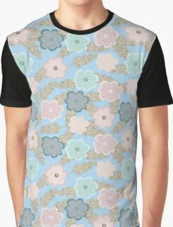 Floral pattern 7 Graphic T-Shirt