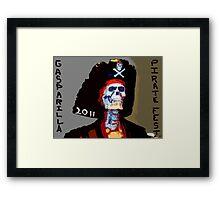 Gaspar 2011 Framed Print