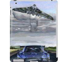 The Vulcan Ascendant  iPad Case/Skin