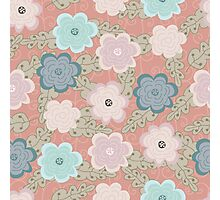 Floral pattern 8 Photographic Print