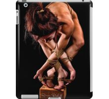 Tough predicament iPad Case/Skin