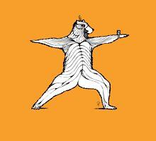 Yogi bear pose - Warrior 2  Classic T-Shirt
