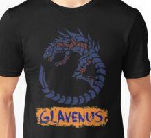 The Circular Cutting Wyvern Unisex T-Shirt