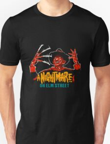 A Nightmare on Elm Street NES T-Shirt