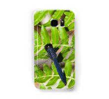Great Blue Skimmer Dragonfly Samsung Galaxy Case/Skin