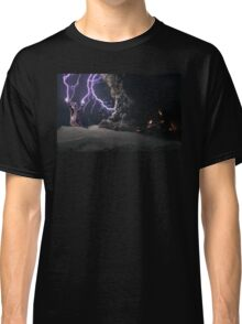 Cat Lightning  Classic T-Shirt