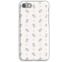 unicorn pattern iPhone Case/Skin