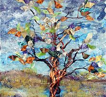 Windbreak by Regina Valluzzi