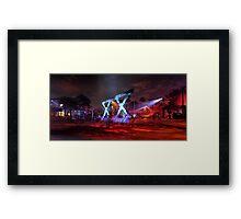 HHN XX LANDSCAPE 2 Framed Print