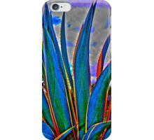 Agave HDR iPhone Case/Skin