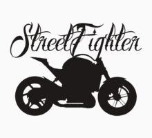 Biker Wear - Streetfighter Motorcycles Ltd T-Shirt