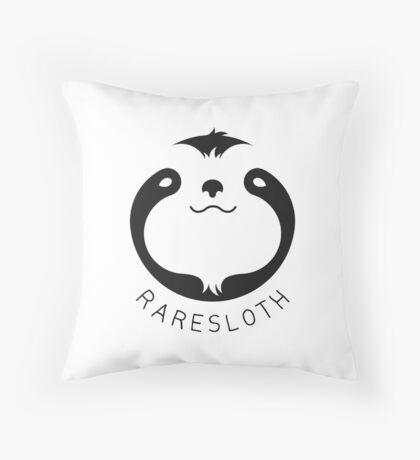 RareSloth Games Throw Pillow